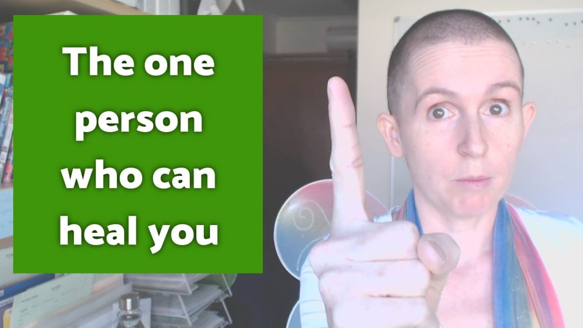 Video - The one person who can heal you